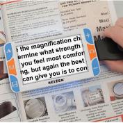 Reizen Portable Digital Video Magnifier with 13cm LCD