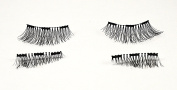 NEW! Full Lash Strip Magnetic Lashes with 3 thin magnets to curve with eye shape