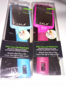 Silky Glide His and Hers Blue and Pink Pro Callus Remove Stainless Steel Micro File