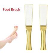 KaiCran 610m Rasp File Pedicure Callus Remover Hard Dead Skin Scrubber Foot Brush