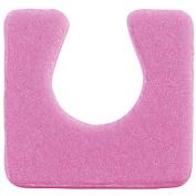 Forpro Sole Toe Separators, Cotton Candy Pink, 100 pair