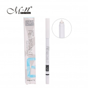MeNow Water Resistant Eyeliner Pencil Perfect Balance White Waterproof 1.1g