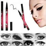 Eyeliner Pencil,Putars Fashion Black Eyeliner Waterproof Liquid Make Up Beauty Comestics Eye Liner Pencil Pen