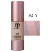 Franterd Concealer - 4 Colours Foundation Make Up - Basis Face Glow Liquid Foundation Cream