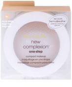 Revlon New Complexion One Step Compact Makeup SPF 15 Honey Beige 06 DermaBreathe 10ml / 9.9g
