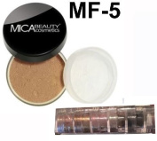 Mica Beauty Mineral Foundation+Mica Beauty 5 stacks Eye Shimmer Assorted colours