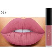 . Snowfoller New Lip Lingerie Matte Liquid Lipstick Waterproof Lip Gloss Makeup 12 Shades