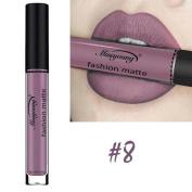 . Liquid Lipstick Moisturiser Velvet Lipstick Cosmetic Beauty Makeup By Snowfoller