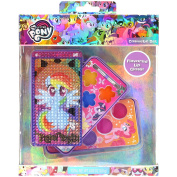 TownleyGirl My Little Pony Super Sparkly Lip Gloss For Girls in Cell Phone Compact, 8 flavours