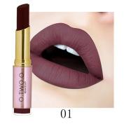 SEXYP Ladies Beauty Makeup Waterproof Sexy Lipstick Hydrating Long Lasting Lipstick