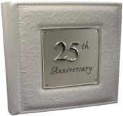 25th Silver Wedding Anniversary gift Photo Album