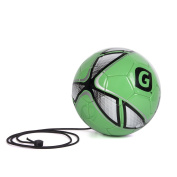 GLORY SPORTS Tetherball Official Size 4 with Rubber Bladder