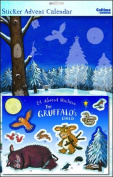 Sticker Advent Calendar (WDM0109) - The Gruffalo's Child - Into the Woods