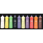 Scola Artmix Purple Ready Mixed Washable Coloured Paint - 600ml by Scola