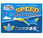 Smiggle Speed Squad Build Your Own Plane Kit