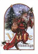 Yule Herne Briar Yule Card