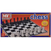 New Traditional Chess Board Game for Family Children Kids Classic Board Chess