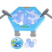 Table game Penguin Rescue Ice Hitting Interactive table game for 2 people