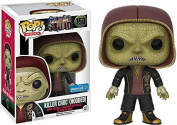 Funko Pop! Suicide Squad Killer Croc Exclusive Hooded Vinyl Figure