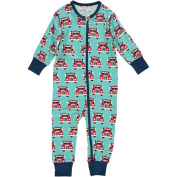 Maxomorra Baby Boys' Sleepsuit blue blue