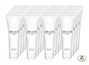 50 Pack - Refreshing Body Wash + Argan Oil By C'EST LA VIE - 40ml / 1.35 fl oz - Hotel Guest & Travel Amenities - Individual Tubes in Eco Responsible Packaging. Paraben & Cruelty Free