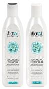 Aloxxi Colourcare Volumizing and Strengthening Shampoo, 300ml + Conditioner 300ml