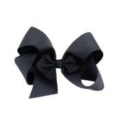 Lucoo Big Hair Bow Boutique Grosgrain Ribbon Hairpins Hairpins Headwear For Women Girl