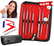 BeautyTrack 8Pcs Professional Dental Kit