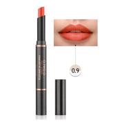 Lipstick, Fuibo 12 Colours Double Head Long Lasting Lipstick Waterproof Matte Gloss Lip Liner