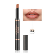 Lipstick, Fuibo 12 Colours Double Head Long Lasting Lipstick Waterproof Matte Gloss Lip Liner