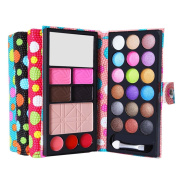 CAN_Deal All-in-one Makeup Kit Professional Eye Shadow Palette Lip Gloss Blush Eyebrow Powder 26 Colours