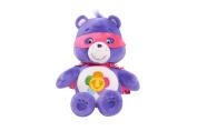 Care Bears Bean Plush- Superhero Harmony Bear