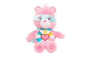 Care Bears Bean Plush- Superhero Hopefulheart Bear