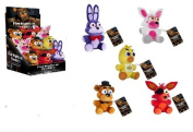 Five Nights at Freddys - 9PC Plush Pdq