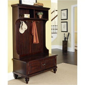 Bowery Hill Hall Tree Stand in Espresso