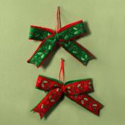 Enesco Jim Shore Small Christmas Bow Assortment
