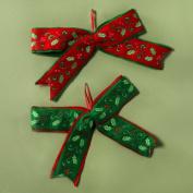 Enesco Jim Shore Large Christmas Bow Assortment