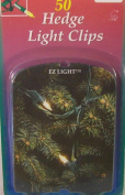 250 New Hedge Light Clips