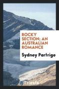 Rocky Section; An Australian Romance