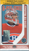 2014 2015 O Pee Chee NHL Hockey Unopened Blaster Box Made By Upper Deck That Contains 14 Packs with 6 Cards Per Pack