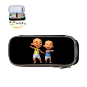 Upin & Ipin Pencil Case Pen Bag Makeup Pouch Stationery