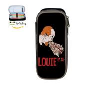 Louie Season Pencil Case Pen Bag Makeup Pouch Stationery