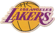 NBA Team Iron On Patches (Lakers