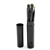 SF-WORLD Eyeshadow Brushes Makeup Set 5pcs Cosmetics Eye Makeup Tools With Luxury Case for Home/Travel