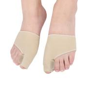 Bunion Pads, Gel Toe Pad Bunion Corrector Toe Protectors Straightener Seperators Toe Spreader 1 Pair