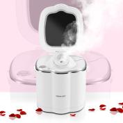 KINGDOMCARES Warm Mist Facial Steamer Face Steamer Professional Facial Mist and Sauna Inhaler Spa For Blackheads Acne Treatment Nano Ionic Steamer Face Skin Care