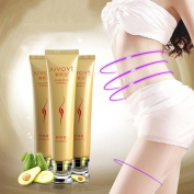 DFLY Natural Plant Essential Oil Massage Slimming Cream Waist Downsizing Leg Waist Cream Anti-Cellulite Burning Fat Body Care Cream Novelty Thin Beauty