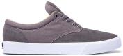 Supra Mens Chino Morel Khaki White Shoes