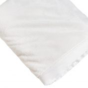 P.J. Salvage Kids Unisex Solid Waffle Blanket Ivory One Size