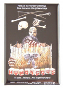 Humongous Movie Poster Fridge Magnet